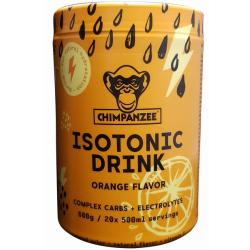 Boisson énergétique CHIMPANZEE Gunpowder Orange 600g