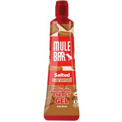 Gel Énergétique MuleBar Vegetarian Caramel Salé 37 g