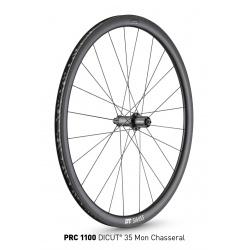 ROUES DT SWISS PRC 1100 DICUT 35 MON CHASSERAL 2019