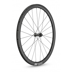 WHEELS CROSS-ROAD DT SWISS CRC 1100 SPLINE 38 DISC TUBULAR 2019